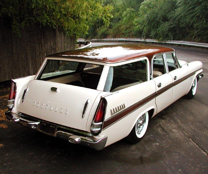 Chrysler Fenor Under åren 1955—1960