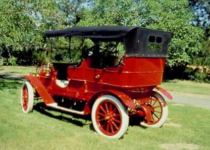 1908 Rambler Model 31 Touring Motor Life Today
