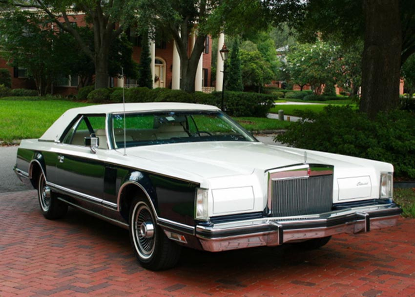 1979 Lincoln Mark V Cartier Edition 1979 Lincoln
