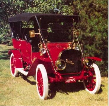 1908 Rambler Model 31 Touring
