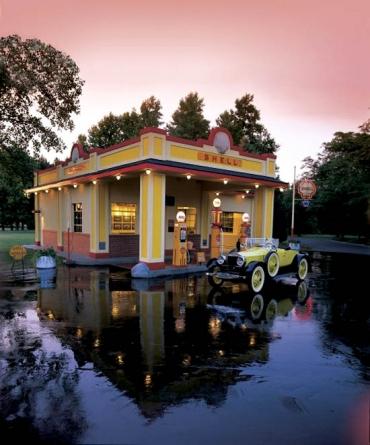 Gilmore Car Museum är ett måste på USA-resan!