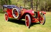 1910 Stevens-Duryea - Förmögna fartfantomers favorit!