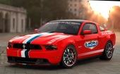 2011 Ford Mustang GT utnämnd som 2010 års Pace Car i Daytona 500