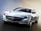 Opel Flextreme GT/E — conceptbil idag, produktion i morgon?