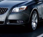 Buick Regal återkommer som modellnamn under 2011