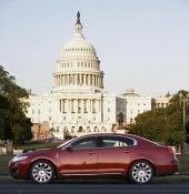 Vart skall en Lincoln vara på väg, om inte just till The Capitol i Washington D.C.