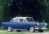 1959 Opel Kapitän Lyx är en av de mest lyckade bilmodeller Europa tillverkat i slutet av 50-talet.