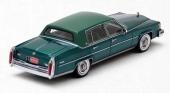 Cadillac Fleetwood Brougham i skala 1/43 är en designmässig fullträff
