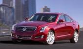 ATS har getts den numera typiska grillen som kom först på mäktiga Cadillac Sixteen.