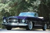 Denna 1958 Dual-Ghia påminner mycket om Chrysler-koncernes tjusiga dreamcars från 50-talets första hälft.