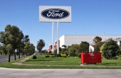Ford Motor Company avsåg flytta produktion till Mexico men Donald Trump stoppade det