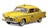I början av 50-talet rullade det faktiskt en del Henry J som taxibilar i USA.