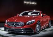 Mercedes-Maybach S 650 Cabriolet tillverkas endast i 300 exemplar!