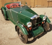 1930 M.G. M-Type Midget.