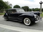 1941 Lincoln Continental är en god representant för den klassiska Mark-serien.