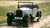 1929 DKW P 15 Cabriolet.