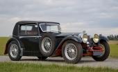 1931 Invicta 4 ½ Litre, med vilken Donald Healey vann det årets Monte Carlo Rallye.
