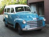 1952 Chevrolet 3100 Suburban