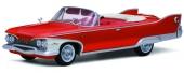 1960 Plymouth Fury kommer även med röd lackering inom kort.