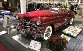 En fantastisk 1949 Chrysler Windsor Highlander Convertible.