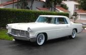 1956 Continental Mark II. Bilen såldes med Continental som bilmärke.