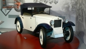 En tidig 1931 DKW Front FA 600 Roadster.