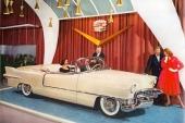 En modifierad Cadillac Eldorado med namnet St. Moritz.
