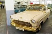 Numera står jubileumsbilen väl bevarad på Opel-fabrikens museum!