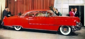 En modifierad Cadillac Coupe de Ville med namnet Celebrity. Föregångare till 1956 Cadillac Eldorado Seville.
