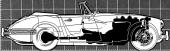 Med minsta möjliga marginal fick motorn plats under huven.