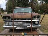 Visserligen är 1959 Rambler Cross Country en rasande trevlig bil. Speciellt i och med att det är en stationsvagn. Men är du beredd att betala SEK 125.000 för detta renoveringsobjekt?