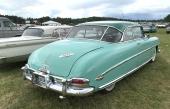 En absolut underbar 1952 Hudson Hornet Hollywood som ägs av Mikael Henriksson, Alnö.