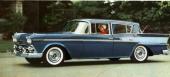 Den aningen enklare 1959 Rambler Ambassador Super 4dr Sedan.