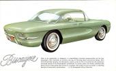 Man förvånas en aning över att Chevrolet Biscayne hade en sådan avsaknad av kromlister! Året var ändå 1955.