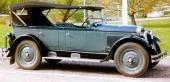 1927 Nash Six 4dr Touring.