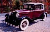 1929 Nash Special Six Model 442 Victoria