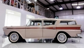 1959 Rambler Custom Cross Country Wagon.