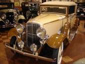 1932 Nash Model 981 Victoria Convertible.
