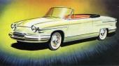"""Så fanns förstås Panhard PL 17 även som Cabriolet, men det är verkligen en sällsynt """"fågel""""."""