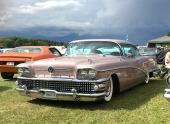 Lars-Göran Söderling i Örebro äger flera tjusiga entusiastbilar! En av dem är denna underbara 1958 Buick Limited. En juvel i alla avseenden!