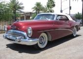 1953 Buick Skylark ingick i Roadmaster-serien, men benämns ändå enbart som Skylark. Detta eftersom Skylark var en fristående modellserie 1954.