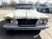 1962 Plymouth Valiant Signet 200 2dr Hardtop.