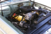 Original 289 cu.in. V8 i 1964 Studebaker Lark Eight.