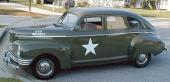 1942 Nash 600 i amerikanska krigsmaktens tjänst.