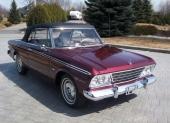 Sista årsmodellen av Lark Convertible var denna 1964 Lark Daytona Convertible som endast tillverkades i 703 exemplar.