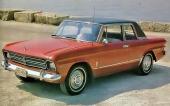 1966 Studebaker Daytona 2dr Sedan. Den sista årsmodellen på 60-talet.