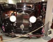 En magnifik 1939 Rolls-Royce Wright som rullat som diplomatbil.