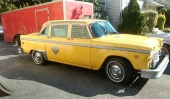 1974 Checker A12 4dr Sedan